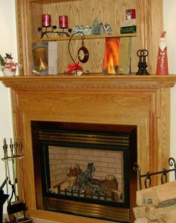 Cozy Fireplaces has accessories for every home!