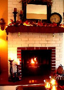 Cozy Fireplaces Decor & Accessories