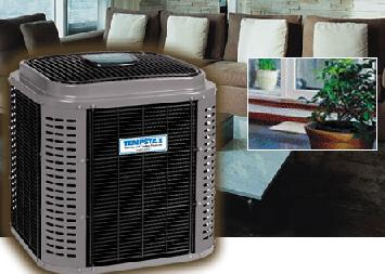 United Heating and Cooling can Service your home year round!